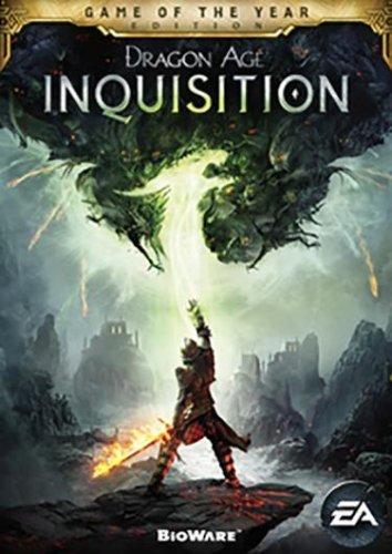 Dragon Age Inquisition - PC GOTY Edition - Origin £14.99