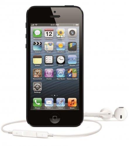 Refurbished Apple iPhone 5 16GB Black (Sim Free / Unlocked) Mobile Smart Phone £149 @ Argos eBay