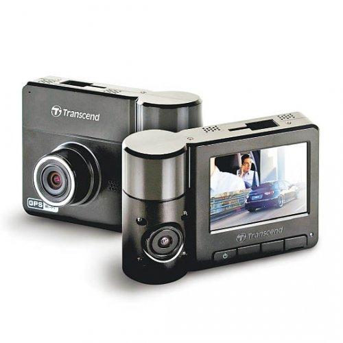 Transcend DrivePro 520 Dashcam - 32GB Dual Camera Wifi + GPS - £85.39 @ Amazon UK
