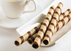 Cafe De Luca Chocolate flavour Luxury Ice Cream Tubes 200g £1.00 @ Iceland