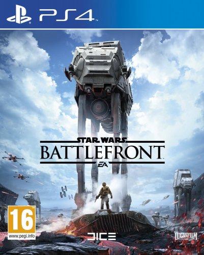 [PS4] Star Wars Battlefront - £14.99 (£16.98 Non Prime) - Amazon
