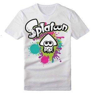Splatoon T-Shirt £6 + £1.99 delivery @ Nintendo store