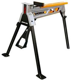 Worx Jawhorse Workstand/Vice with tool tray Homebase £69.99