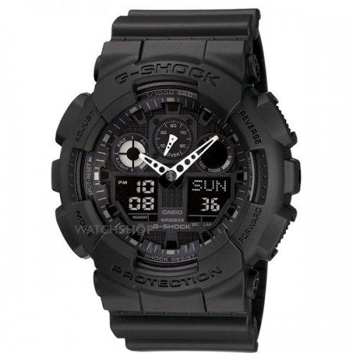 Casio Men's G-Shock Alarm Chronograph Watch £66 @ Watchshop