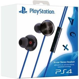 PS4 In-Ear Headset £29.99 @ Argos