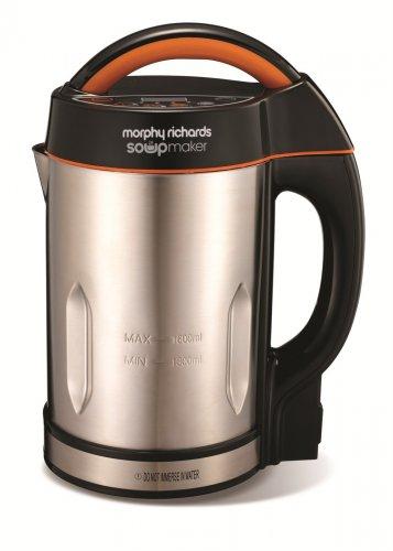 Morphy Richards 48822 Soupmaker - Stainless Steel £30 @ Tesco