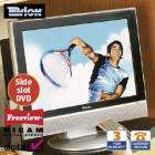 """19"""" LCD TV & DVD Combi with Freeview  - £249.99 @ Aldi"""