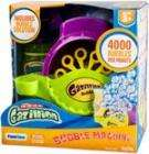 Gazillion Bubble Machine  Now £3.99 Delivered plus Quidco @WH Smith