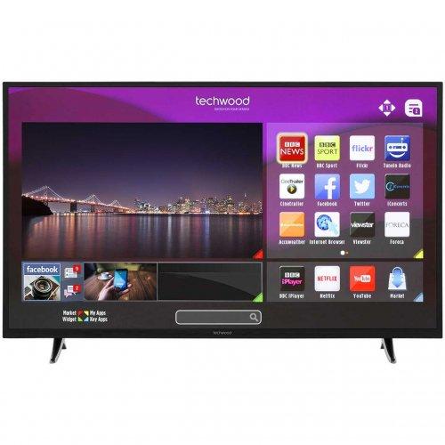 Techwood 55 inch Full HD Smart TV [3xHDMI/USB/Ethernet/WiFi/FreeviewHD] £279 @ AO.com (use code GET20)