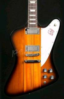 Gibson Firebird 2016 T - Vintage Sunburst £679 @ Peach guitars