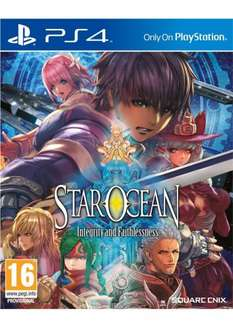 Star Ocean: Integrity and Faithlessness £24.85 @ Simply Games