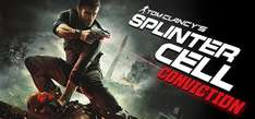 Splinter Cell Conviction £3.25/Splinter Cell Blacklist £3.75 (UPlay Store)