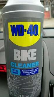 WD-40 Bike Products, Wilko Clearance Bike Products, 1p @ Wilko