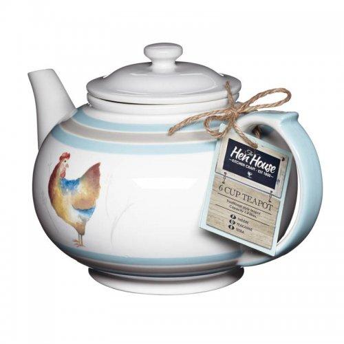 Hen House Ceramic Teapot £2.00 @ Robert Dyas (free click&collect)