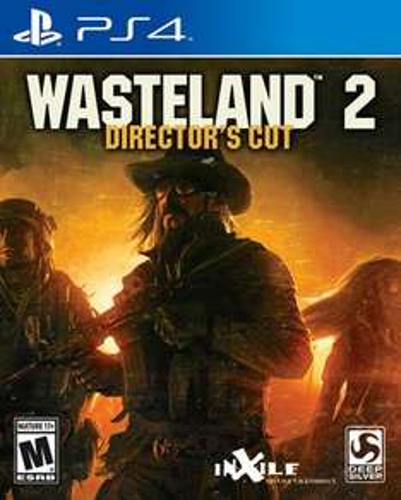 Wasteland 2 (PS4/XB1) £13.99 @ Zavvi.co.uk