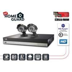HomeGuard DIY 1TB 4 Channel CCTV Security Kit - £79.97 @ Laptops Direct