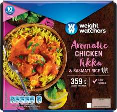 Weight Watchers Meal for 1 Deals (300g to 400g) was £2.00 / £2.50 now only £1.50 (Rollback Deal) @ Asda
