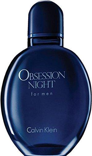 Obsession Night Eau de Toilette Spray for Men By Calvin Klein 125 ml £17.45 prime / £21.44 non prime @ Amazon