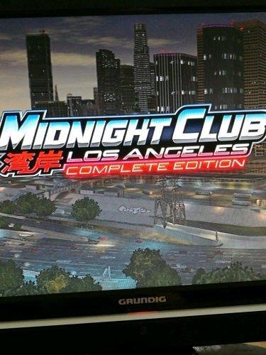 Midnight club la complete edition ps3 £5.79 @ PSN