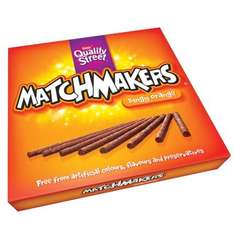 Quality Street Matchmakers Zingy Orange (130g) was £1.00 now 89p @ B&M