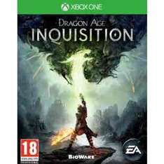 Dragon Age Inquisition at Argos for £12.99 All Consoles