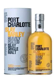 Bruichladdich Port Charlotte Islay Barley Whisky, 70cl, £37.13 + £2.99 del @ Amazon Pantry