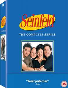 Seinfeld - The Complete Series [DVD] £39.99 delivered @ Amazon