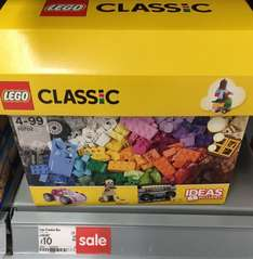 Lego Creative Building Set - 10702 reduced from £20 down to £10 and Lego Speed Champions £8 @ Asda
