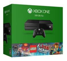 Xbox One 1TB Console with The Division - £209.99 / 1TB with 3 Month's Xbox Live Gold - £199.99 / 500GB Console with The Lego Movie - £185.94 - SimplyGames