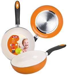 Ibili 28cm ceramic frying pan Gas electric or induction hob £8 @ Morrisons