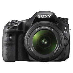 Sony SLT A58 Twin Lens Kit £339.99 Argos