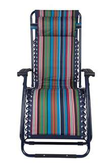 Reclining Garden Chair / lounger £29.99 - free c&c / £4.50 del @ Mountain Warehouse