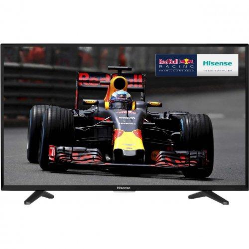 """New HISENSE HE50KEC315UWTS 50""""  Smart TV 4K - £369 @ AO"""