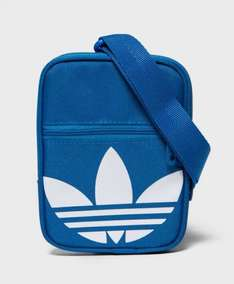 Upto 50% Off Sale + Extra 10% Off with code + FREE Delivery @ Scotts Menswear ie adidas Originals Festival Bag was £15 + Del now £8.10 Del