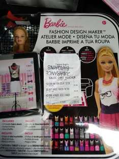 barbie fashion factory,  £40 saving! £9.99 at argos clearance Corby