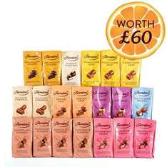 Thorntons Bag of Bags £20 worth £60 (Standard UK delivery £4) Use Promo code VCTN20 get another £2 off and TCB cashback as well.