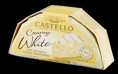 Castello Creamy Blue or Creamy White (150g) was £1.80 now £1.00 (Rollback Deal) @ Asda