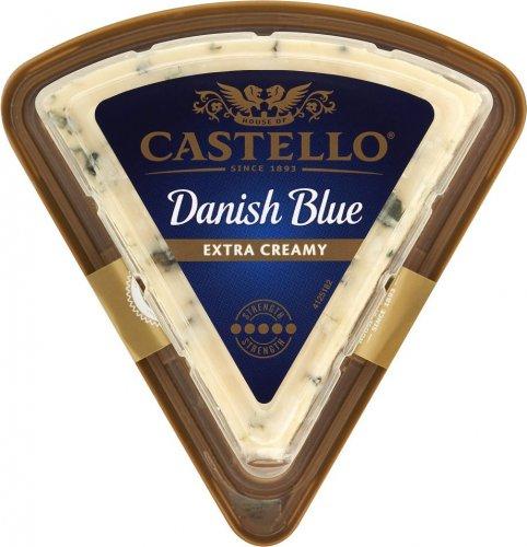 Castello Danish Blue Extra Creamy (125g) / Castello Pineapple Halo (125g) was £1.50 / £1.20 now £1.00 @ Tesco
