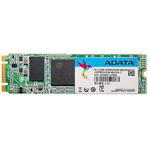 Adata sp550 m.2 2280 480gb ssd £15 (Prime) / £18.99 (non Prime) @ Amazon