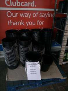 Free buckets at Tesco, Deysbrool Lane Liverpool, don't know if National