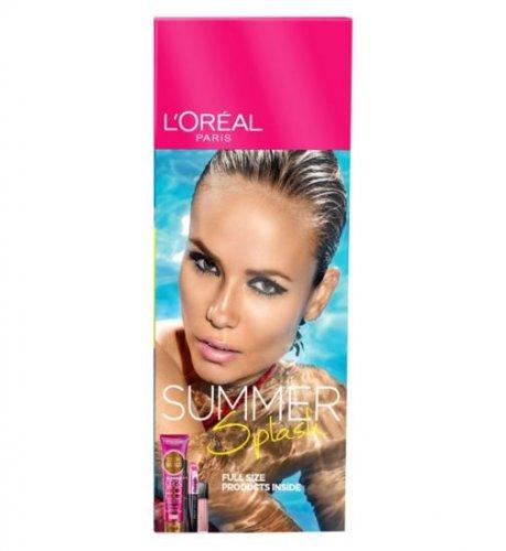 loreal summer splash box £10 Boots instore