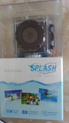 Kitvision Splash Action Camera £30 @ Sainbury's instore