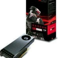 SAPPHIRE RADEON RX 470 4096MB GDDR5 PCI-EXPRESS GRAPHICS CARD WITH BACKPLATE @ Overclockers