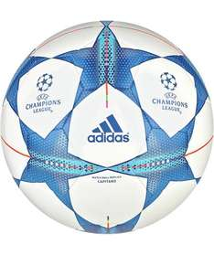 Adidas Champions League Finale Football - White at Argos for £6.99