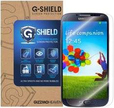 G-Shield® Tempered Glass Ultra Clear Screen Protector For Various Phone Models - £2.99 - @eBay GizzmoHeaven