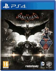 [Pre-owned] Batman: Arkham Knight PS4 £11.38 [Using Code] @ Music Magpie