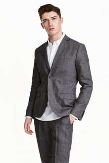Up to 60% off (estimate) mens clothing at H&M