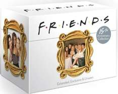 Friends: Series 1-10 (DVD) £34.76 Delivered (Using Code) @ Music Magpie