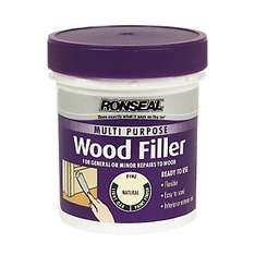 Ronseal Wood Fillers – 40% OFF -  from £2.99 @ Screwfix
