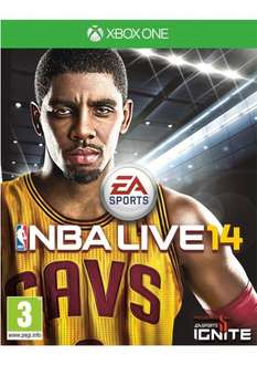 NBA Live 14 on Xbox One £2.99 @ Simply Games